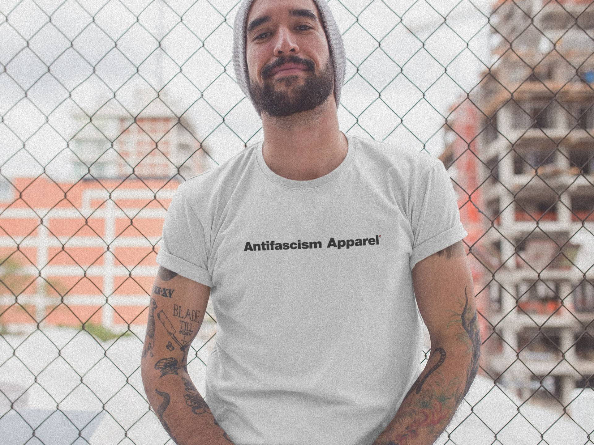 Antifascism Apparel - T-Shirt